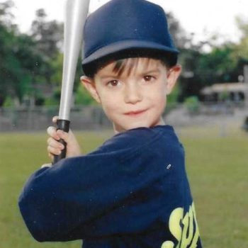 Joins Little League Tee-ball