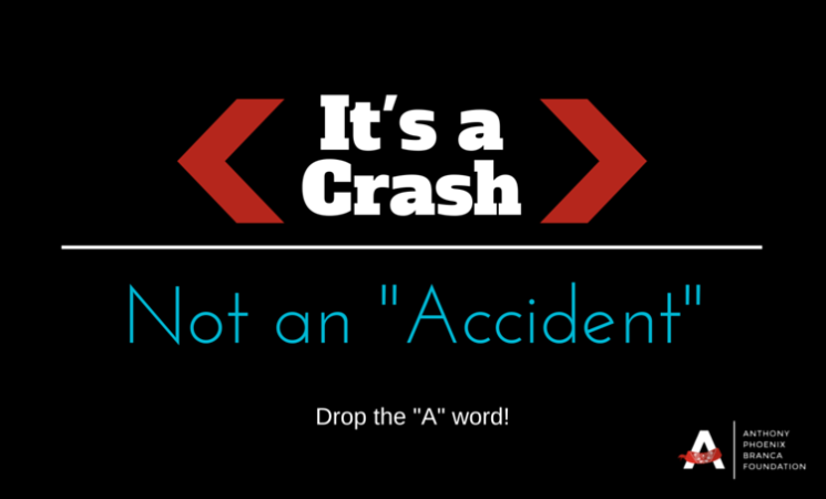 It's No Accident - It's a Crash