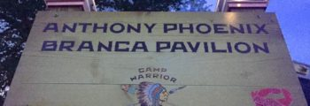 Camp Warrior Dedicates Anthony Phoenix Branca Pavilion
