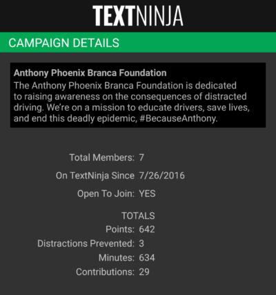 APB TextNinja Campaign Screenshot