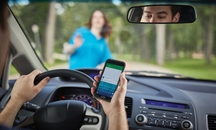 Father Pushes for Change Over Distracted Driving