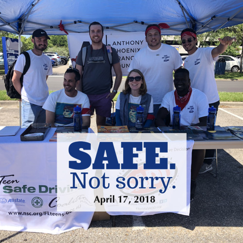 Safe Not Sorry Event Photo